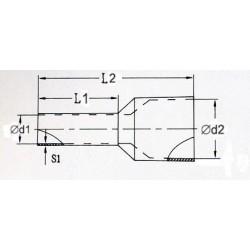 TULEJKA IZOLOW.601250 10mm