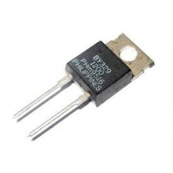 BY329/1200-PHI DIODA 35ns 8A 1200V TO220